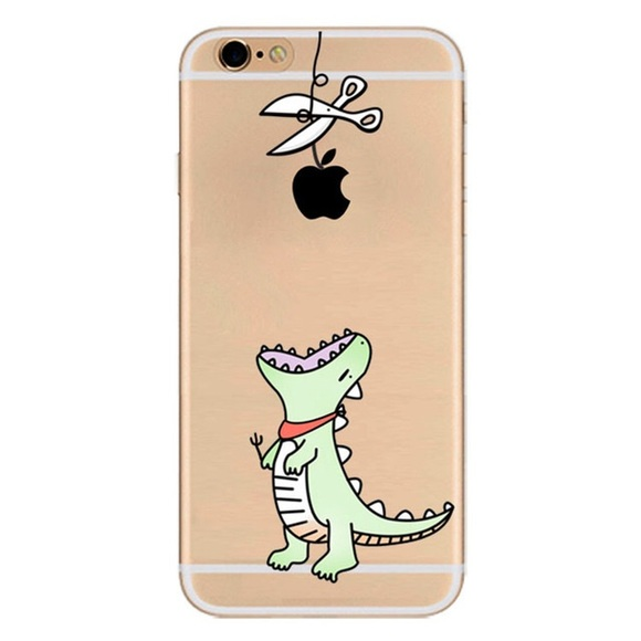 sports shoes 078f9 6b391 Dinosaur iPhone 7 Plus Case